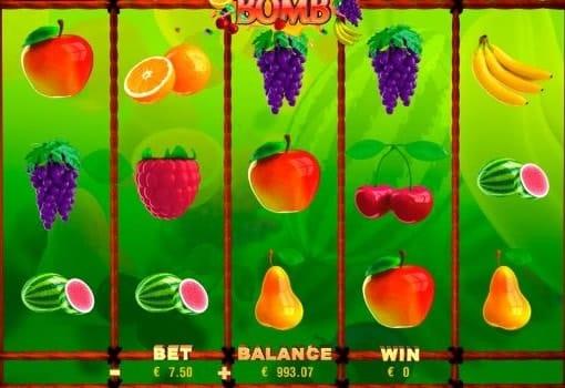 Игровые автоматы на деньги с выводом Cherry Bomb