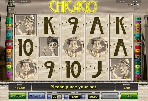 Игровые автоматы на реальные деньги с выводом - Chicago